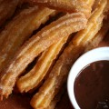 Cardamom Cinnamon Churros