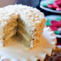 Coconut Cake with Marshmallow Frosting