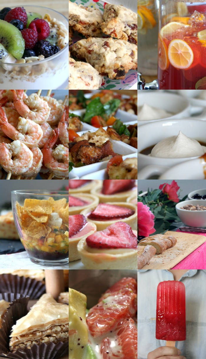 Housewarming open house menu bakin 39 bit for Housewarming food ideas