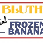 Bluth Frozen Banana Stand Sign