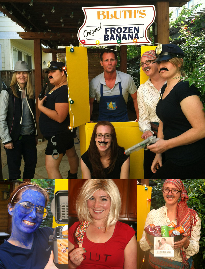 Arrested Development Costumes