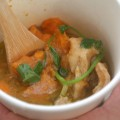 Carl Weathers' Stew with Chicken, Sweet Potatoes, Coconut Milk, and Curry