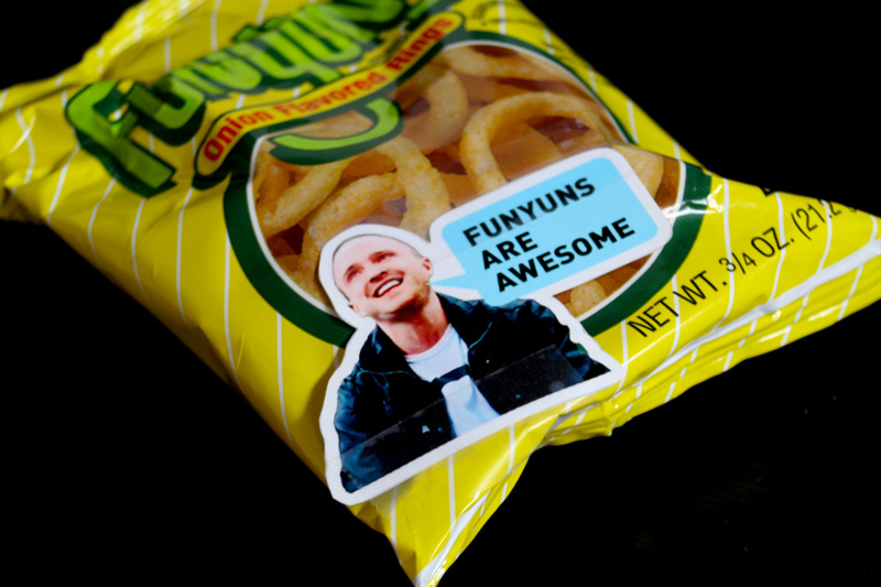Breaking Bad Funyuns are Awesome