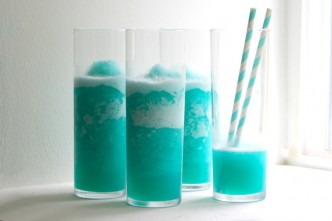 Breaking Bad Blue Raspberry Pineapple Slush