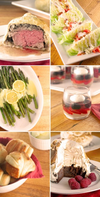 Mad Men-Inspired 60's Dinner Party Menu